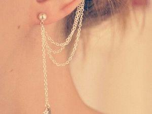 Ear cuff (manchette d'oreille)