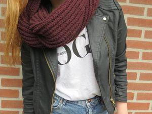 Des tenues chaudes et jolies