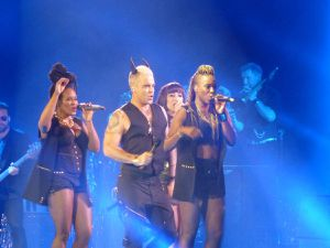 Live Report : Robbie Williams au Zénith