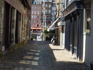 Détour par Deauville et Honfleur