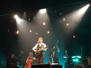 Live Report : Roch Voisine, Roch &amp&#x3B; Folk Tour