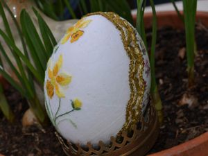 En attendant Pâques....
