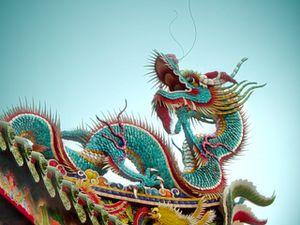Dragones asiáticos