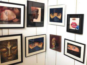 l'exposition des travaux 2014