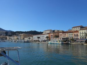 Port Vendres, le port duu roulis ! Dernière étape avant l'Espagne !