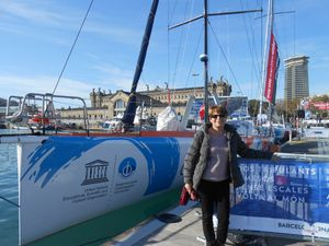 World Race de Barcelona, en famille !