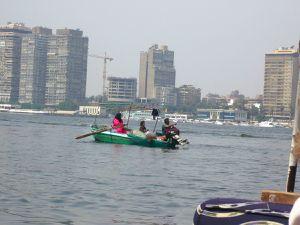 Balade en felouque sur le Nil, le plus long fleuve du Monde