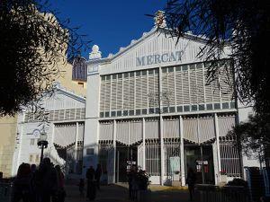 Vinaros, Espagne, Noël 2016