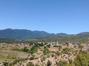 Village de Buerba, parc naturel de Ordesa-monte perdido