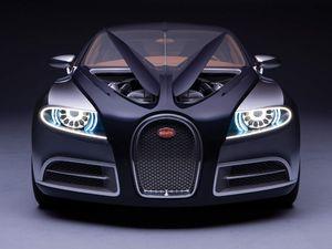 Bugatti: un modèle grand luxe?