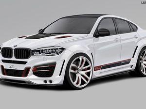 Lumma CLR X 6 R, ne passez plus inaperçu avec votre BMW X6