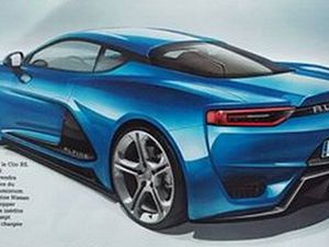 Renault Alpine A120 2017, la France va frapper fort!