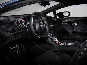 Lamborghini Huracán Avio, l'italienne très exclusive