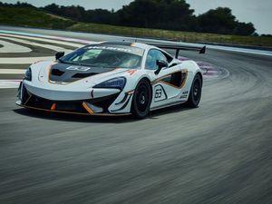 McLaren 570S Sprint: en piste!