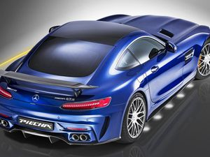 Mercedes AMG GT RSR Piecha: indomptable