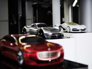 Mercedes AMG Project One: premières images