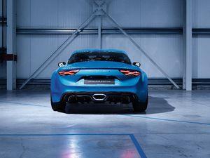 Alpine A110 2017: caractéristiques, performances et prix