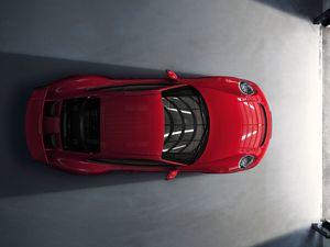 Porsche 911 GT3 2017: 500 chevaux et une boite mécanique!