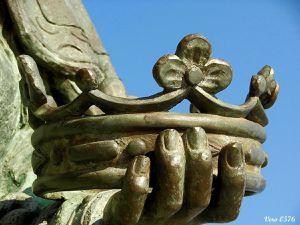 Estatua de Juana I, Tordesillas
