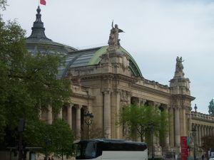 Les Petit et Grand Palais.