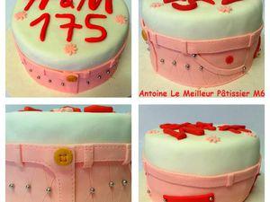l'H&amp&#x3B;M cake