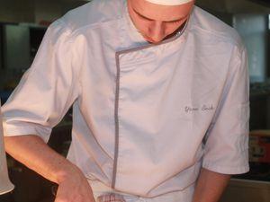 Concours des jeunes talents -Maitres restaurateurs , première sélection à Dijon