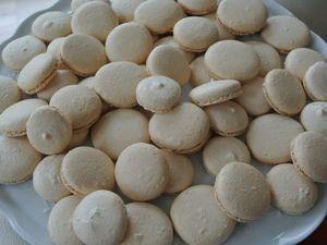 Macarons du 16/11   Les rescapés...