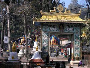 Swayambhunath (Népal)