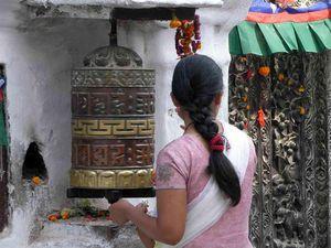BODNATH (Vallée de Kathmandou - Népal)