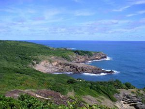 PRESQU'ILE &quot&#x3B;LA CARAVELLE&quot&#x3B; (Martinique)