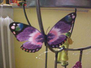 ElecMotive 48 tlg 3D Wandtattoo Wand Aufkleber Schmetterlinge im 3D-Style im Test...