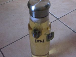 MIU COLOR® Stilvolle Tragbare 550ml Glasflasche im Test...