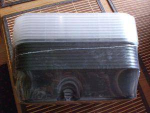3 fach Mahlzeit Prep Container im Test...