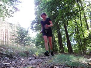 Uckermark-Stern&#x3B; 1. Lauftag