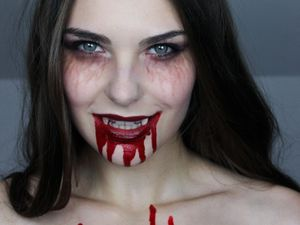 Halloween 2014: The Vampire Diaries inspiriert