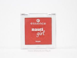 essence: nauti girl LE || Review &amp&#x3B; Swatch