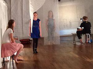 ''Dans la vie aussi il y a des longueurs'' Samedi 25 juin / New Danse Studio