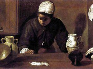Le Christ chez Marthe et Marie - 1618 - huile sur toile - Londres et Le Repas à Emmaüs - vers 1617 huile sur toile 56,5x133,2cm - Dublin National Gallery
