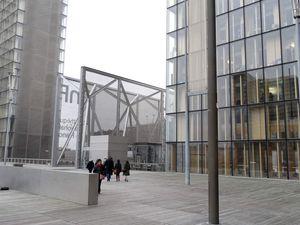 Bibliothèque Nationale de France François Mitterand