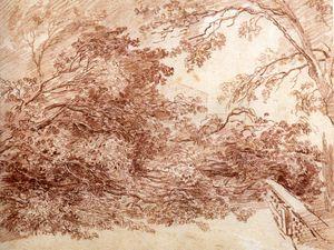 L'Arbre renvrsé, 1762/63 -  Etude de plantes, 1761/62
