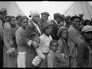 Walker Evans 1937 / Locke Edwin  1937  - FSA