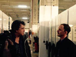 la besace vidée : Interview Marciac, promos, concert...