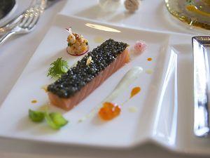 La Grande Maison - Joël Robuchon Restaurant ** Bordeaux (33) - 30 décembre 2014