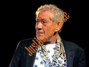 Sir ian McKellen, en Français et en Anglais !