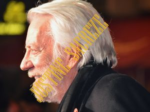Donald Sutherland ouvre le tapis rouge !