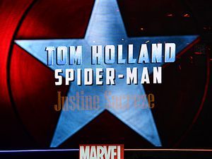 Tom Holland survolté !