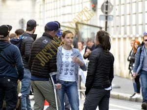 Mission Impossible 6 Tom Cruise, Sean Harris et Rebecca Ferguson, rue de Valois !