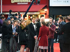 Andrew Garfield en interview sur The Red Carpet !