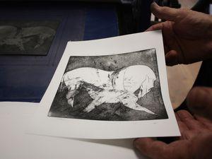 Techniques de gravure / Adulte