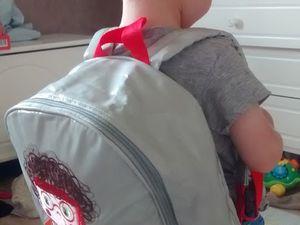 sac à dos cartable Kiwisac de Bellemont